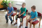 Rozloučení dětí s mateřskou školou 25. 6. 2019
