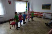 Rozloučení dětí s mateřskou školou 25. 6. 2020