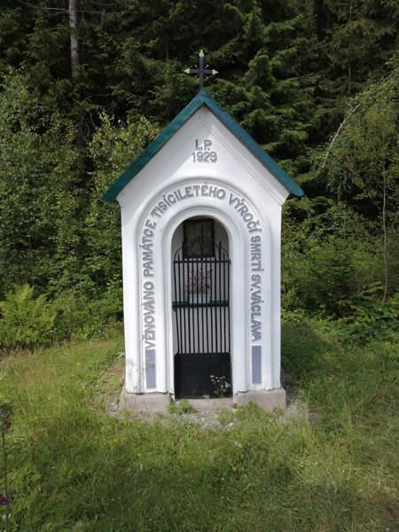 Kaplička sv. Václava